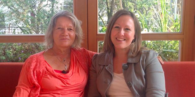 Monika Redl-Janssen Interview